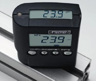 测量铝上阳极氧化膜的厚度
