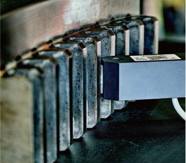 齿轮氮化层厚度和硬度检测