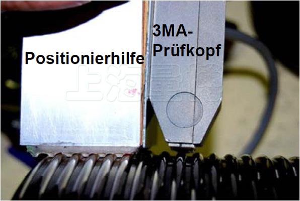 3MA技术用于氮化淬火件的深度和硬度无损检测